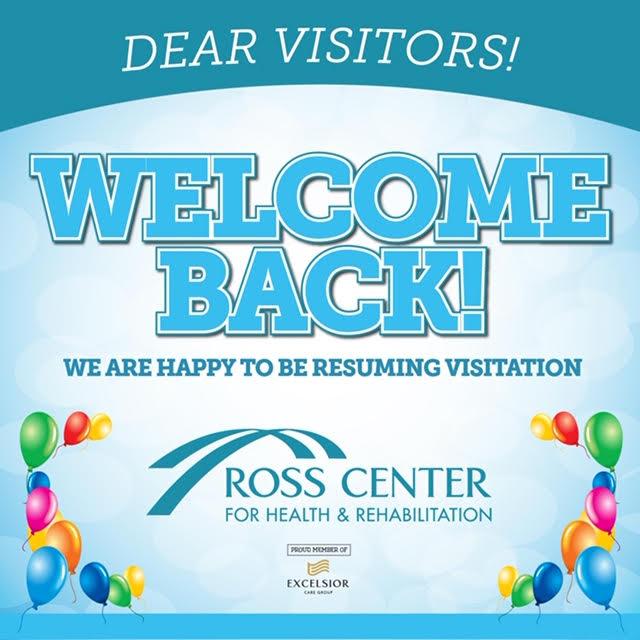 Visitation Welcome Back
