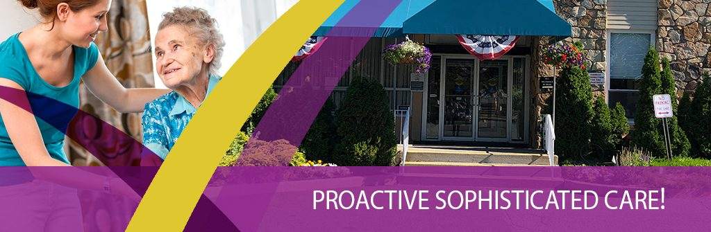 Proactive Sophisticated Care at Ross Center for Health & Rehabilitation