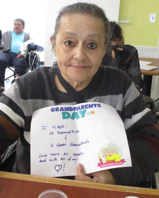 2021 Grandparent's Day